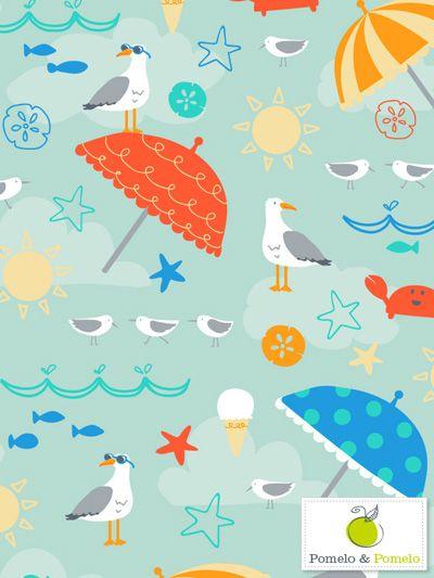 print & pattern: DESIGNER - pomelo & pomelo