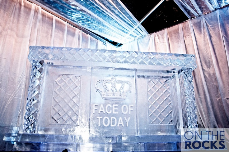 Ice Sculpture #Ice #IceBar