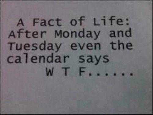 A fact of life :)