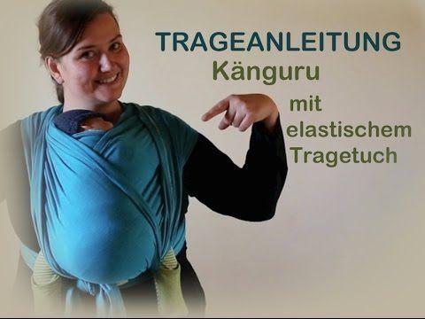 Du hast ein elastisches Tragetuch und möchtest Dein Baby darin tragen? Heute zeigen wir die eine Variante, die komplett ohne Querbahnen auskommt. Grundlage i...