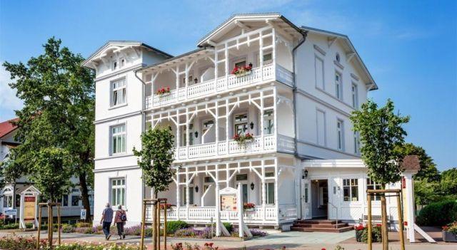 Hotel Garni Getreuer Eckart - 3 Sterne #Hotel - EUR 58 - #Hotels #Deutschland #Binz http://www.justigo.com.de/hotels/germany/binz/garni-getreuer-eckart_214156.html