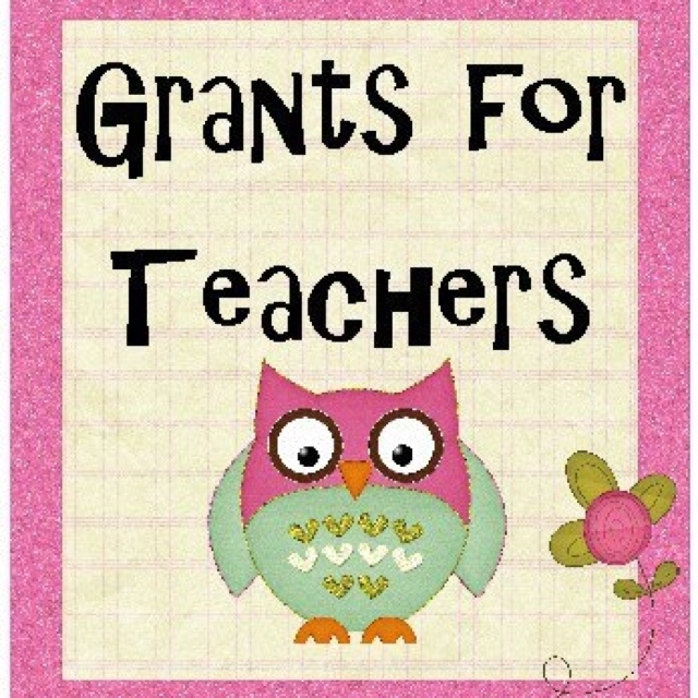 Teachers: Get the Grant
