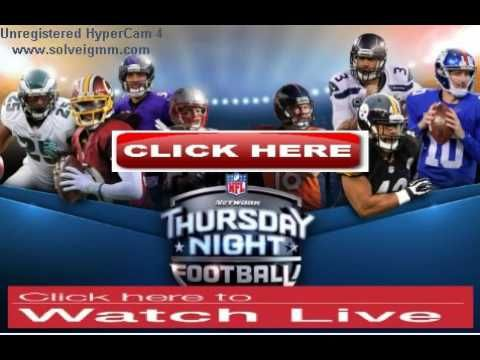 NFL Thursday Night Football Live Streaming Online 2016 highlight