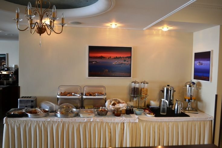 Breakfast at Ilia Mare Hotel