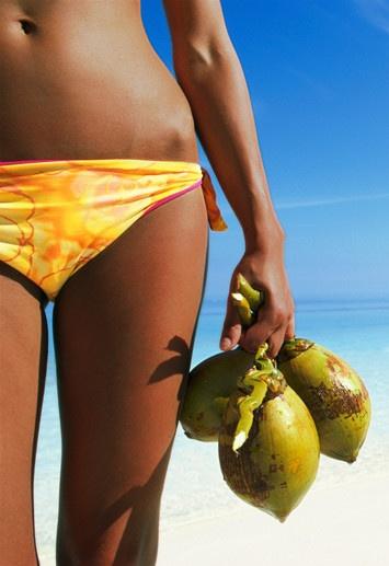 Monoi Oil - super moisturiser made from coconut oil