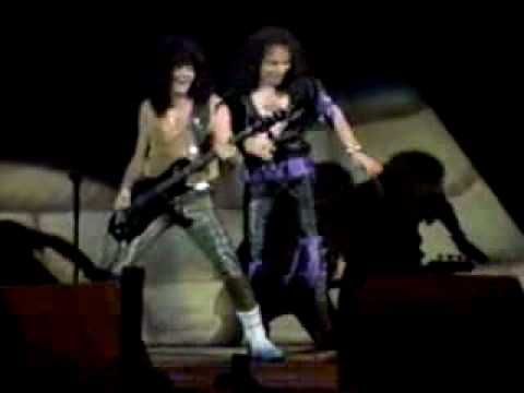 Dio - Dont Talk To Strangers Live