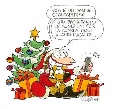 Auguri natalizi - Giorni Moderni