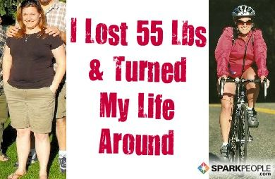 Success Story: 'It Was a Really Dark Place for Me' via @SparkPeople