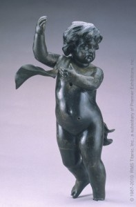 This cherub once adorned the grand staircase of the RMS Titanic.: Grand Staircases, Cherub, The Ocean, Rmstitan, Rms Titanic, Titan Artifact, Ships, Titan Grand, Titanic Grand