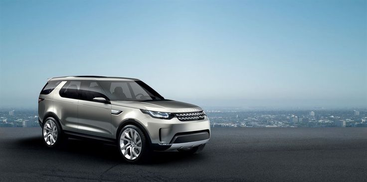Inclusief making of video: Land Rover Discovery Vision Concept