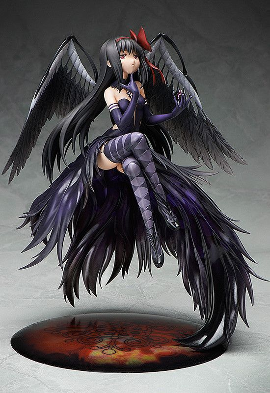 http://www.goodsmile.info/en/product/4425/Puella Magi Madoka Magica Devil Homura PVC Figure 1 8 Scale.html