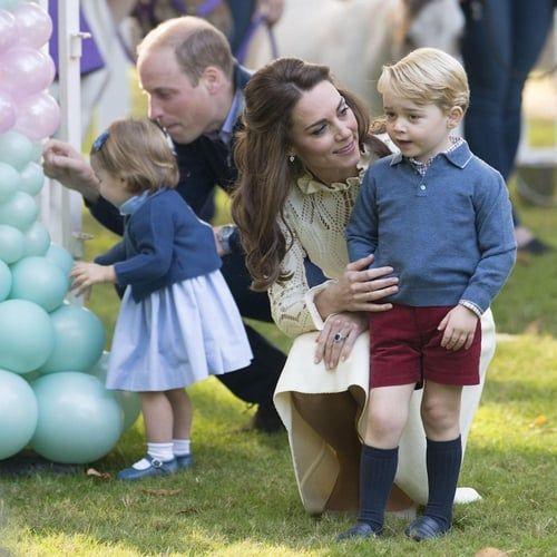 La colf di William e Kate si licenzia: troppo stress.