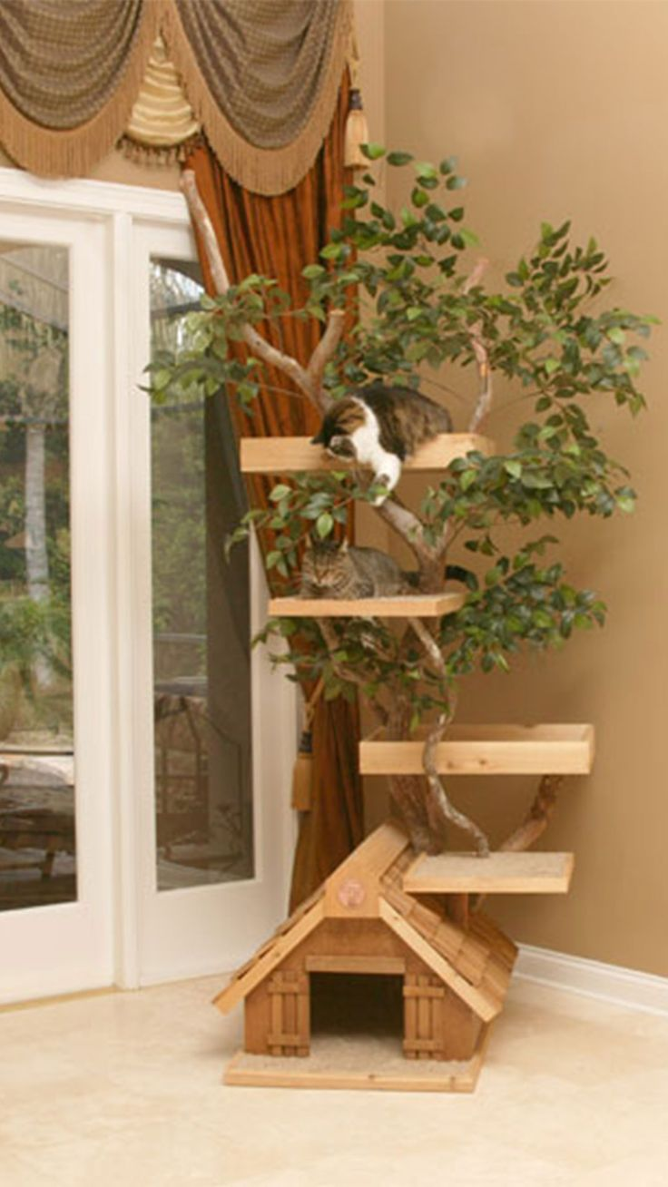 Find This Pin And More On Cat Tree Designs