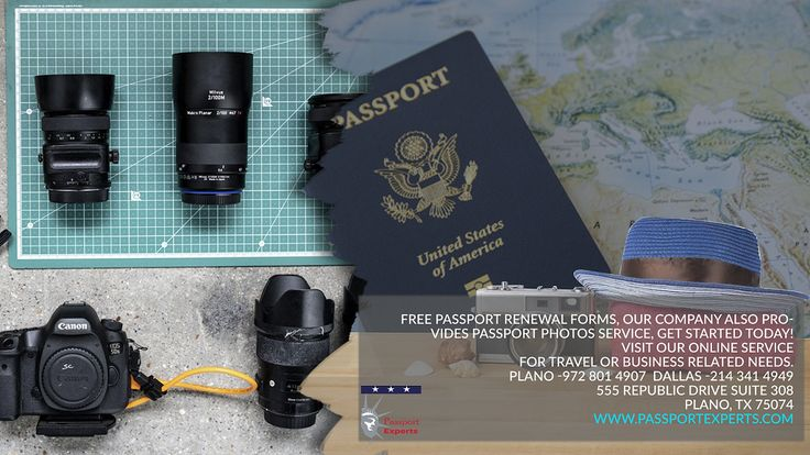 Free Passport Renewal Forms, our company also provides