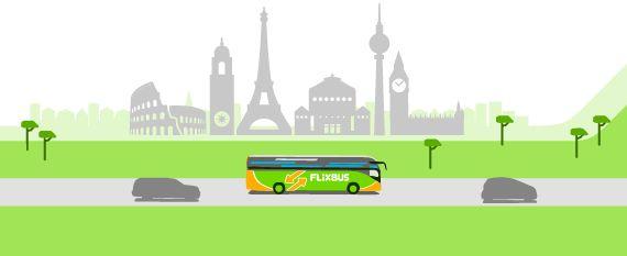 Fernbus Zürich - München ab 17,90€ → FlixBus