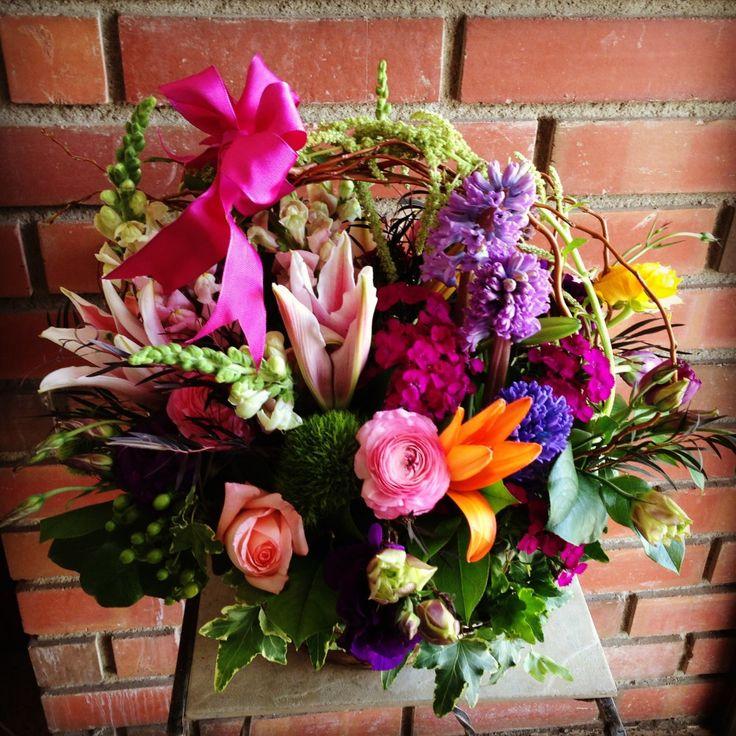 Stargazing Blooms In Anaheim Ca: 65 Best High End Vase Arrangement Images On Pinterest
