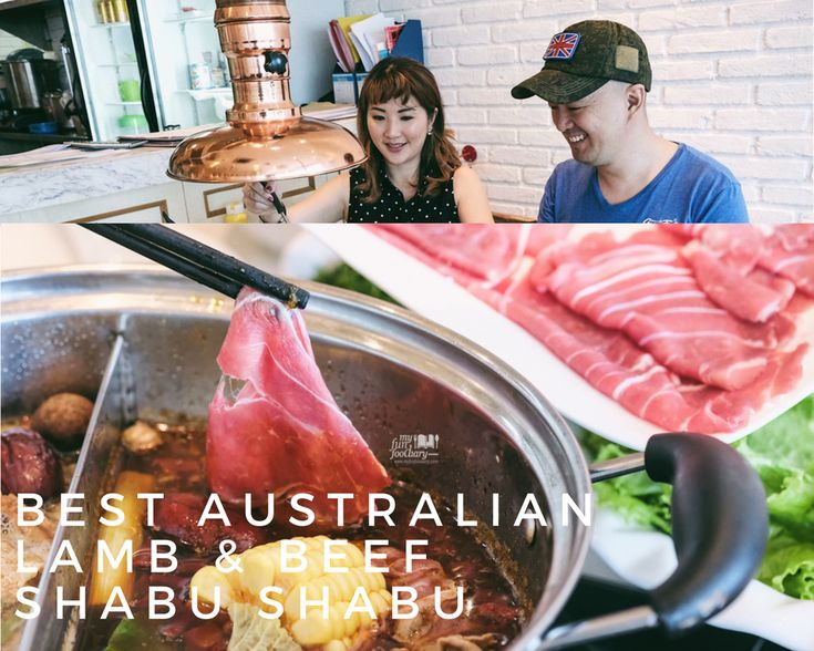 Tender slices of Australian Lamb and Beef platter in a hearty, nourishing soup served with plenty spices makes Little Sheep Shabu-Shabu the best in town and a nice place to spend the weekend with friends and family.