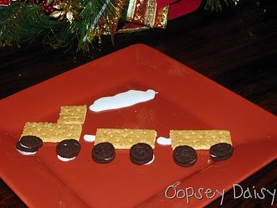 Polar Express Themed Party | ... Class Website Blog: Polar Express-Activities-Ideas-Crafts-Lessons
