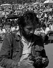 Kevin Carter (13 September 1960 – 27 July 1994) was an award-winning South African photojournalist and member of the Bang-Bang Club. He was the recipient of a Pulitzer Prize for his photograph depicting the 1993 famine in Sudan. He committed suicide at the age of 33