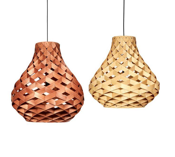 Weave U2014 Copper Industrial Design. Basket WeavingHanging LightsLighting ...