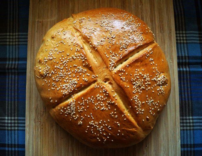 Pâine simplă