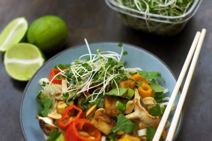 Pour apprivoiser le tofu, essayez cette recette savoureuse, qui se prépare rapidement.