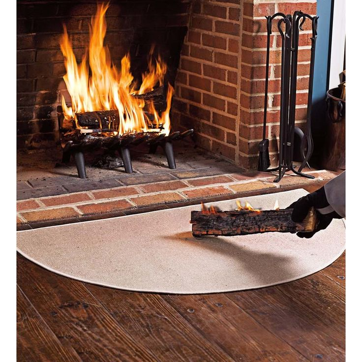 Hearth Rug by Plow & Hearth