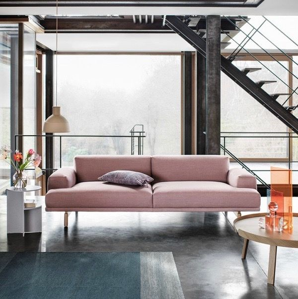 We've had several new @muuto products coming into our showrooms over the past few days such as this gorgeous Compose sofa! Come in and see for yourself or shop online at www.livingedge.com.au