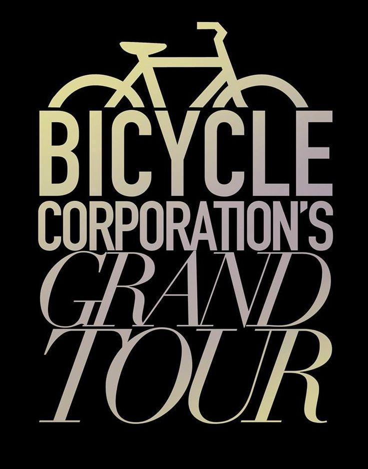 New Grand Tour  https://soundcloud.com/bicyclecorporation/grand-tour-132