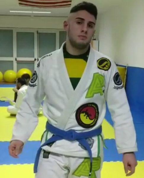 Saranno famosi – Jiu Jitsu Brasiliano: uno sport per l'autodifesa. Intervista a Mattia Calvelli