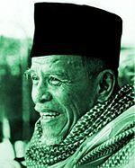 Prof. Dr. Haji Abdul Malik Karim Amrullah atau lebih dikenal dengan julukan Hamka, yakni singkatan namanya, (lahir di Sungai Batang, Tanjung Raya, Kabupaten Agam, Sumatera Barat, 17 Februari 1908 – meninggal di Jakarta, 24 Juli 1981 pada umur 73 tahun) adalah sastrawan Indonesia, sekaligus ulama, ahli filsafat, dan aktivis politik. http://id.wikipedia.org/wiki/Buya_Hamka