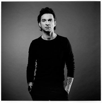 Dave Gahan. I -love- this guy. I was a huge Depeche Mode fanatic back in the day. I mean, I was obsessed. Had everything by them and wore all of their albums out. They hold a special place in my heart...