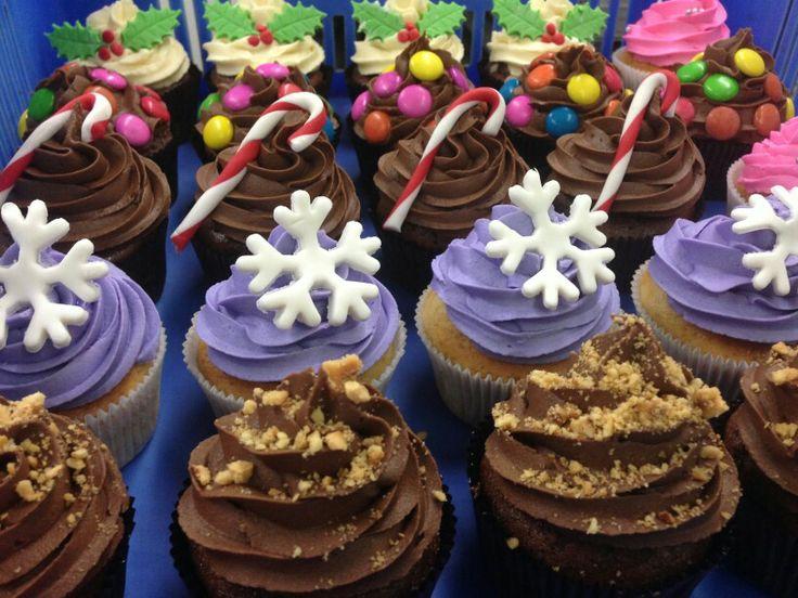 Christmas specials! #Cupcakes #Ambrosia