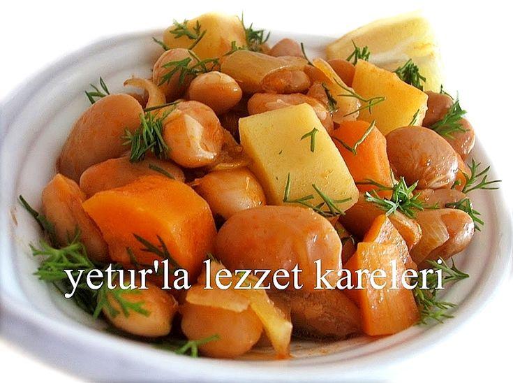 yetur'la lezzet kareleri.com: ermeni pilakisi