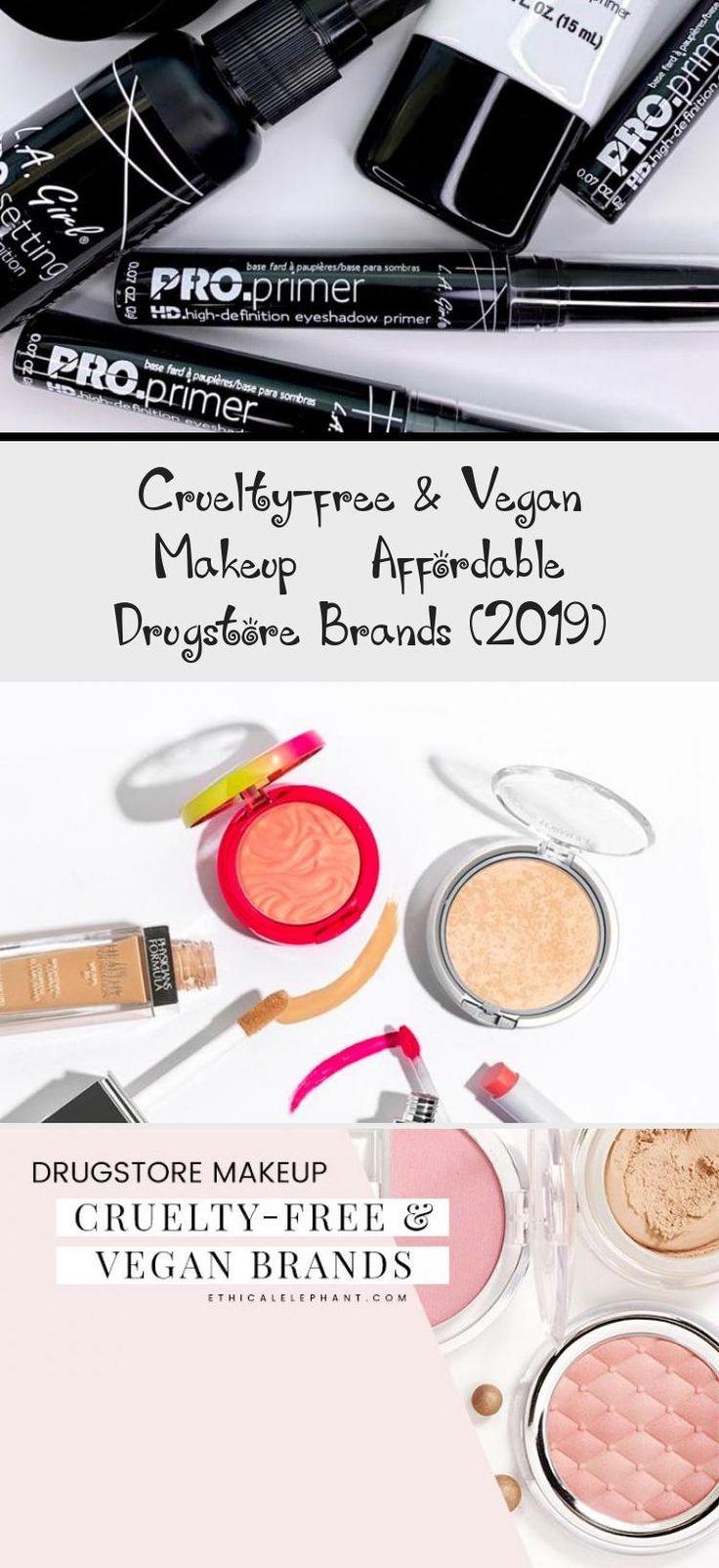 En Blog En Blog in 2020 Drugstore makeup brands, Vegan