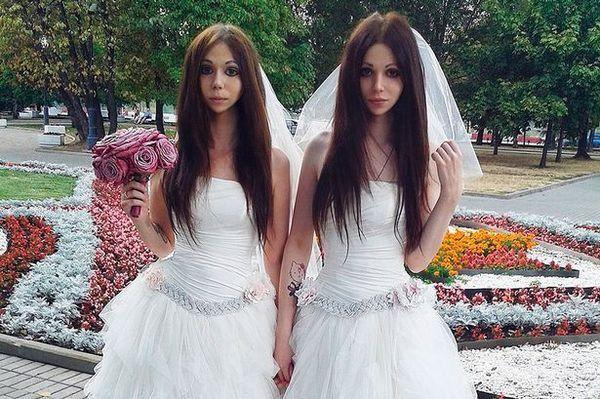 Шок! Это муж и жена, которые выглядят как близнецы (фото)