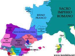 (42) 500 – Se funda el reino franco, Reino de los francos, Francia, son las denominaciones historiográficas del reino germánico de los francos que traspasaron el limes de la frontera del Imperio romano en el siglo V aprovechando la decadencia de la autoridad romana en las Galias, durante la denominada época de las invasiones.