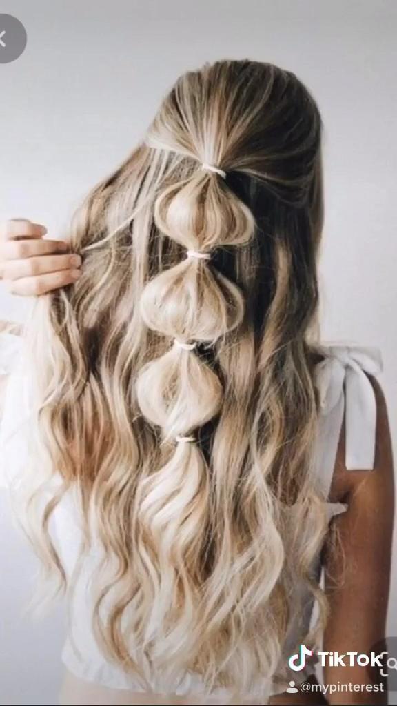 My Pinterest Mypinterest Tiktok In 2020 Hair Styles Casual Hairstyles For Long Hair Medium Hair Styles