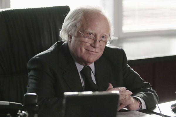 """Richard Dreyfuss on His Role as the """"Despicable"""" Bernie Madoff: """"I play him as likable as possible"""""""