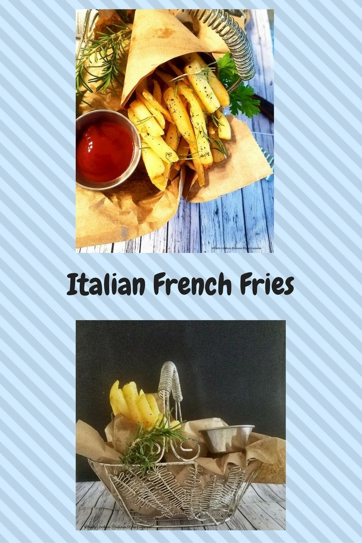 Italian French  Fries #frenchfries #Potato #cooking #fry #Fried #fastfood #italianfood #recipe #recipes