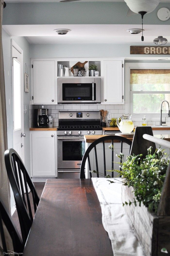 Industrial Farmhouse Kitchen best 25+ industrial major kitchen appliances ideas on pinterest