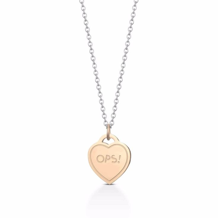 Collana Donna Gioielli Ops Objects Paint - OPSCL-443