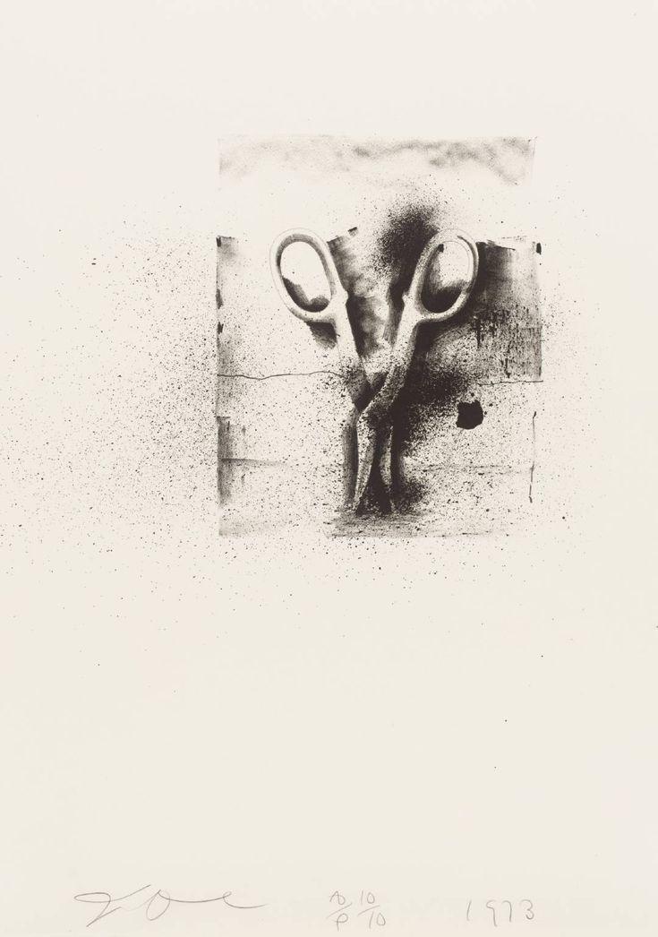 Jim Dine - artwork