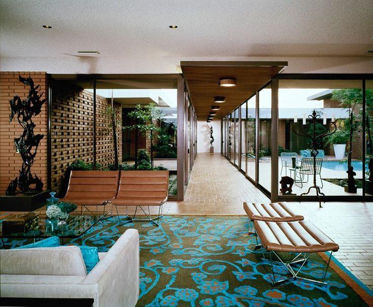 671 best living room images on pinterest decorating for Case in stile hacienda