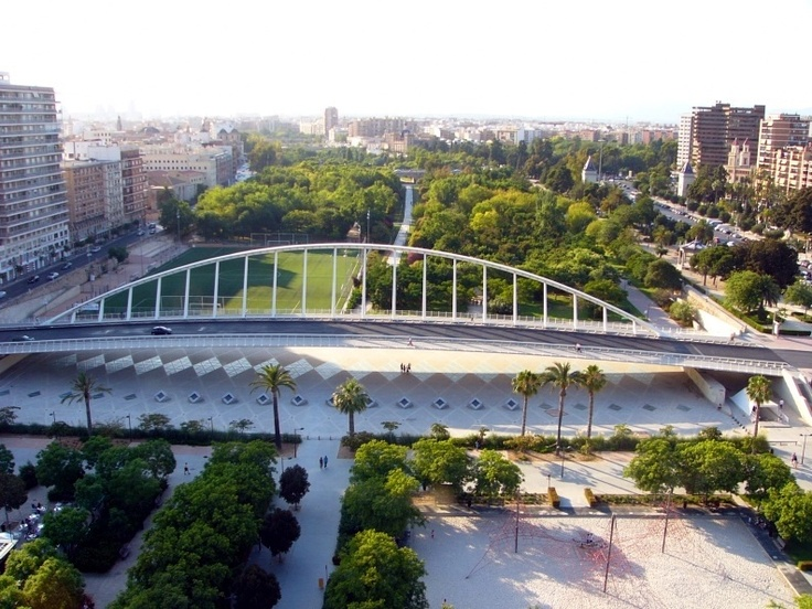 20 best images about valencia on pinterest hotels bonito and valencia - Hotel jardines del turia ...