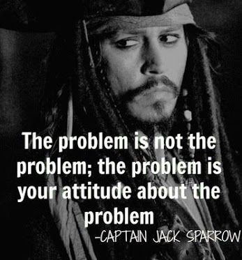 What's your attitude about the problem? Does it boost morale or drag it down?