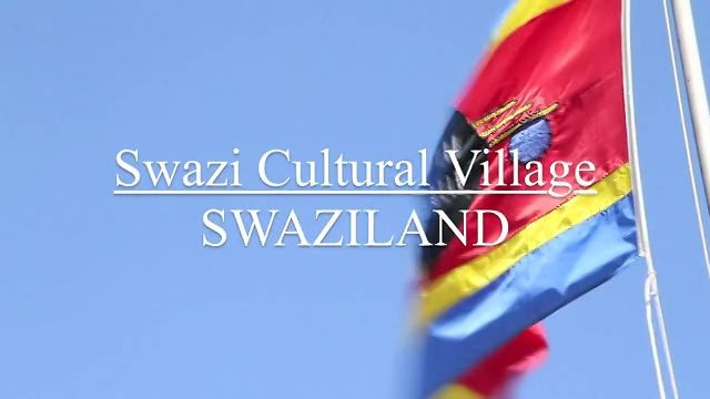 Performance at Swazi Cultural Village, Swaziland