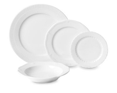 Eclectique Dinnerware Place Setting #WilliamsSonoma