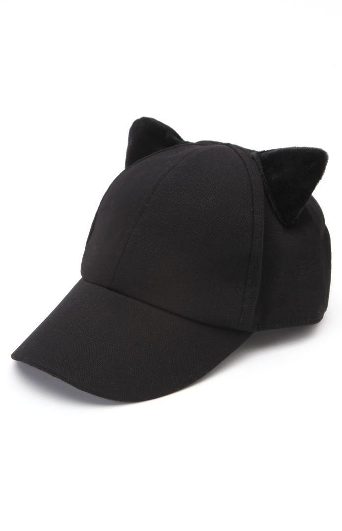 Kendall & Kylie Cat Ear Baseball Hat #pacsun