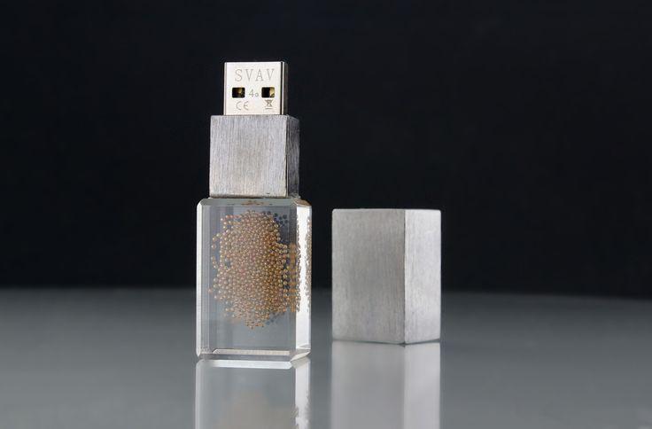 USB Flash Drive: model FS-105-B (Theme)